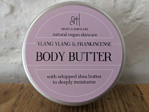 Ylang Ylang & Frankincense Body Butter