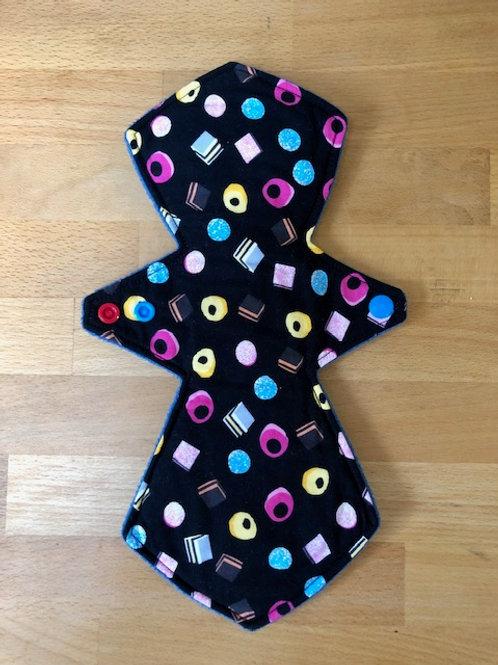 Menstrual Cloth Pad (reusable) 12in/30cm (Heavy)