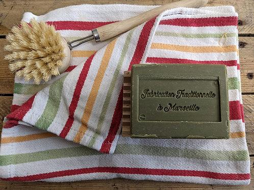 Marseille household soap - 200g