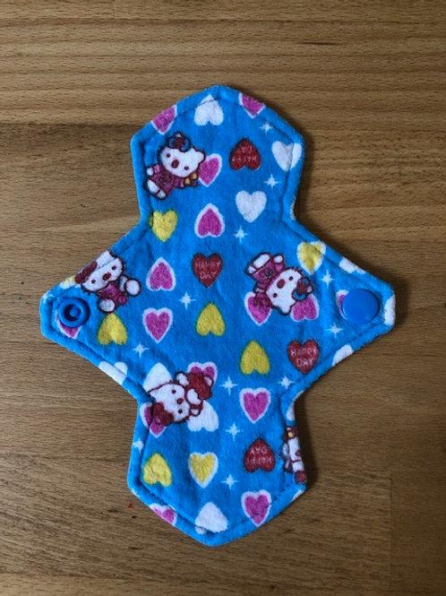 Menstrual Cloth Pantyliner (reusable) 6.5in/16cm