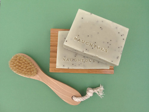 Peppermint & Poppy - Coconut Cleansing Bar