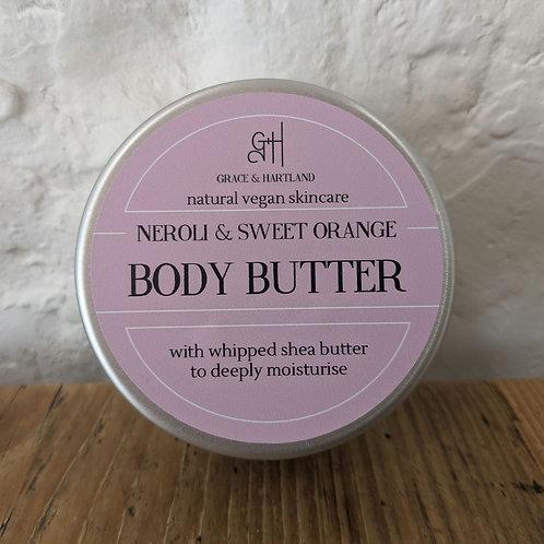 Body Butter (Grace & Hartland ) - 75g