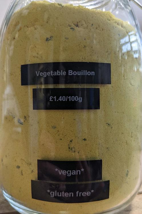 Vegetable Bouillon (stock/organic) - 100g