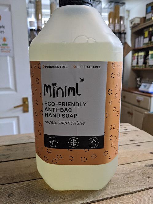 Hand Soap - Miniml Clementine - 250ml