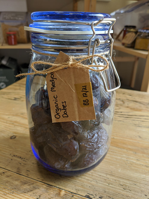 Organic Medjool Dates - 200g