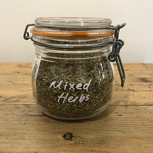 Organic Dried Mixed Herbs - 10g