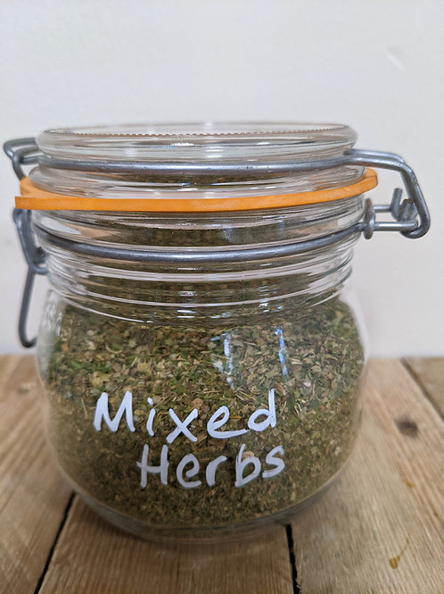 Dried Mixed Herbs - 10g