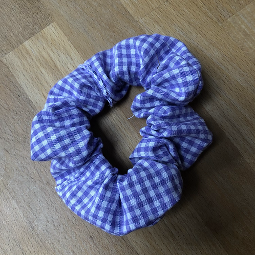 Hair scrunchies - St Andrew's School design