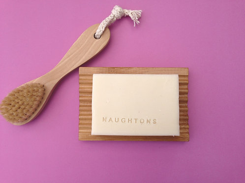 Kaolin & Lavender - Coconut Cleansing Bar