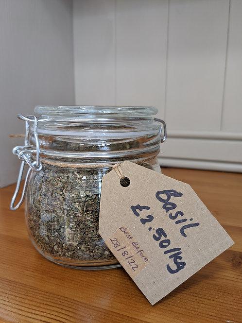 Dried Basil - 10g