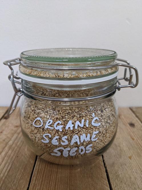 Sesame Seeds (organic, natural) - 100g