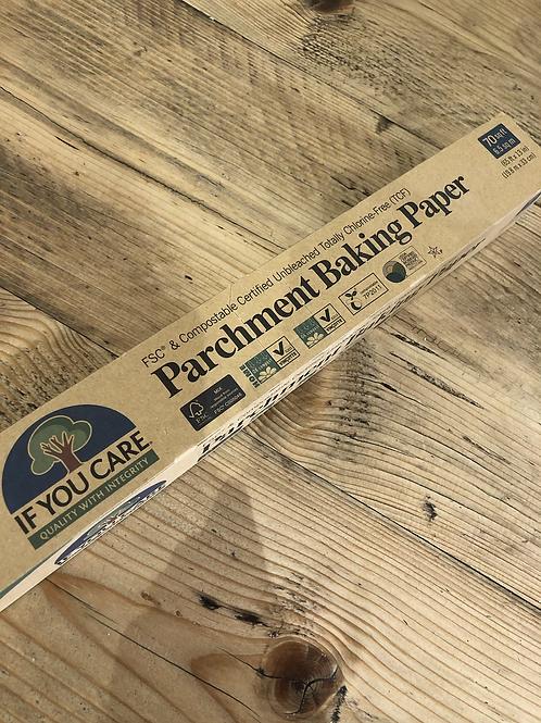 Baking Parchment Paper Roll - compostable