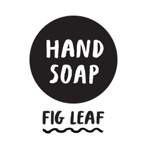 Hand Soap - Fill Fig Leaf - 250ml