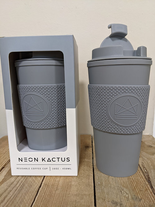 Reusable Double-Walled Cup - 16oz/450ml