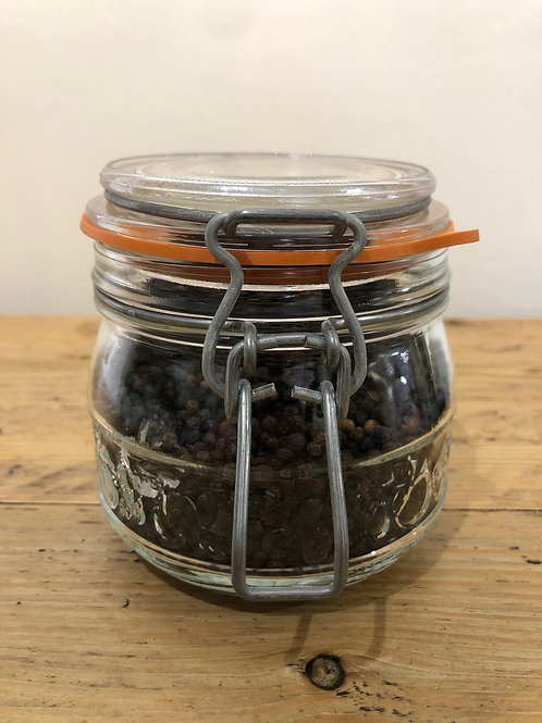 Peppercorns, Black (organic) - 50g