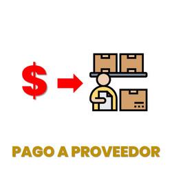 PAGO A PROVEEDORES