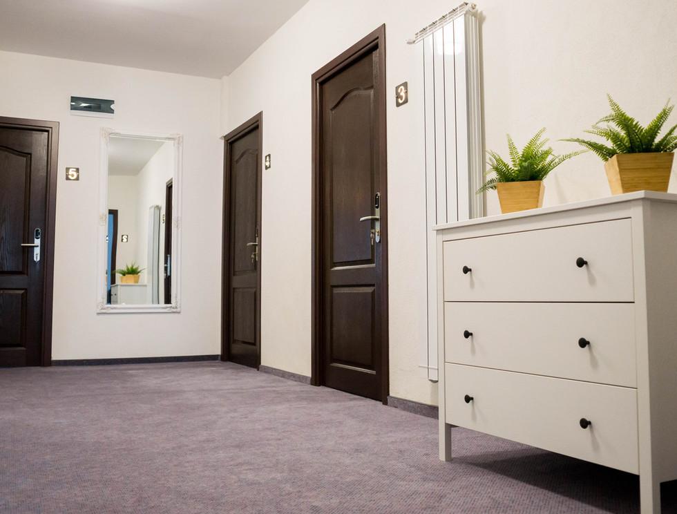 Nest Hotel Rooms