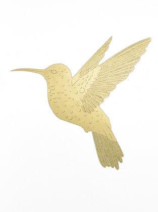 GOLD HUMMINGBIRD