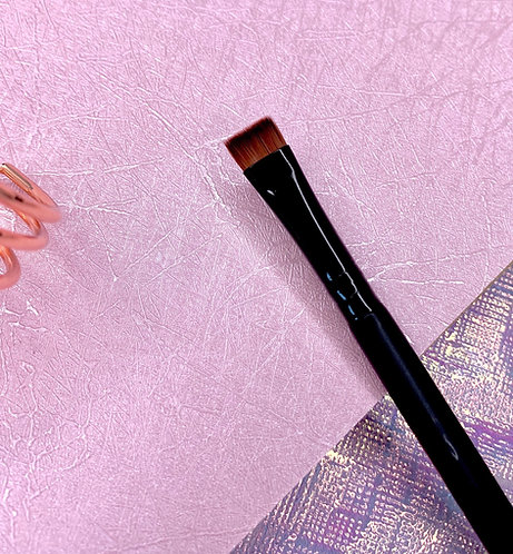 Pro Series: Precision Brow Brush ( VEGAN )