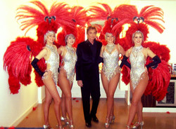 Barry Manilow and Impact