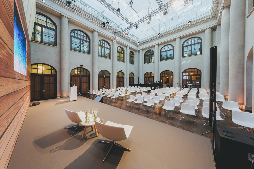 Highend Konferenz Eventdesign