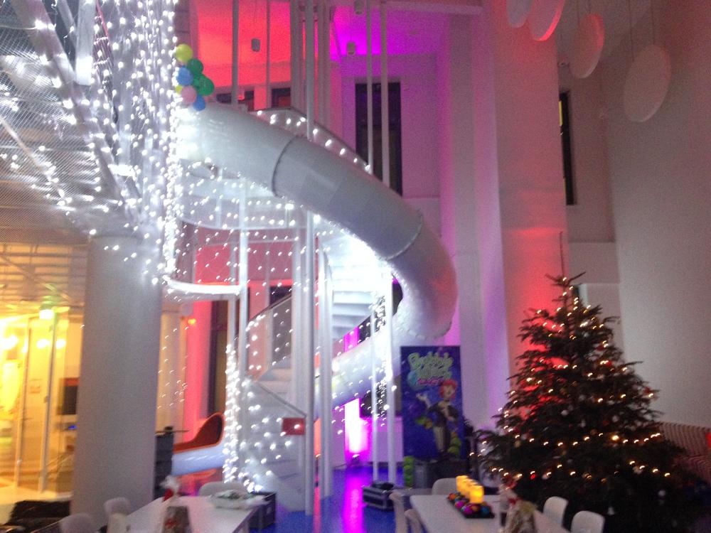 Weihnachtsfeier_Berlin_150_Personen_Weihnachtsdekoration