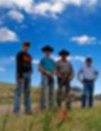 John Linebaugh, Dustin Linebaugh, Big Bore Hand Gun Shoot 2016, Monster Lake, Cody, Wyo
