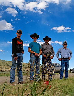 John Linebaugh, Dustin Linebaugh, Big Bore Hand Gun Shoot 2016, Monster Lake, Cody, Wyo
