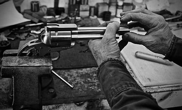 john linebaugh custom gun maker, Cody wyoming cowboy guns