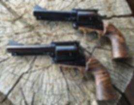 Linebaugh super grade brace, 50 caliber handguns