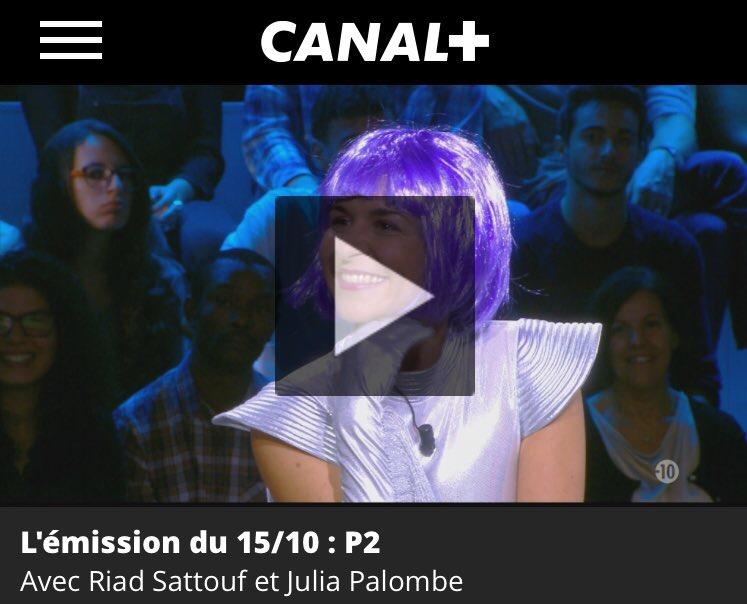 CANAL PLUS- Antoine de Caunes