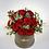 Thumbnail: Rosenbox mit Frischblumen