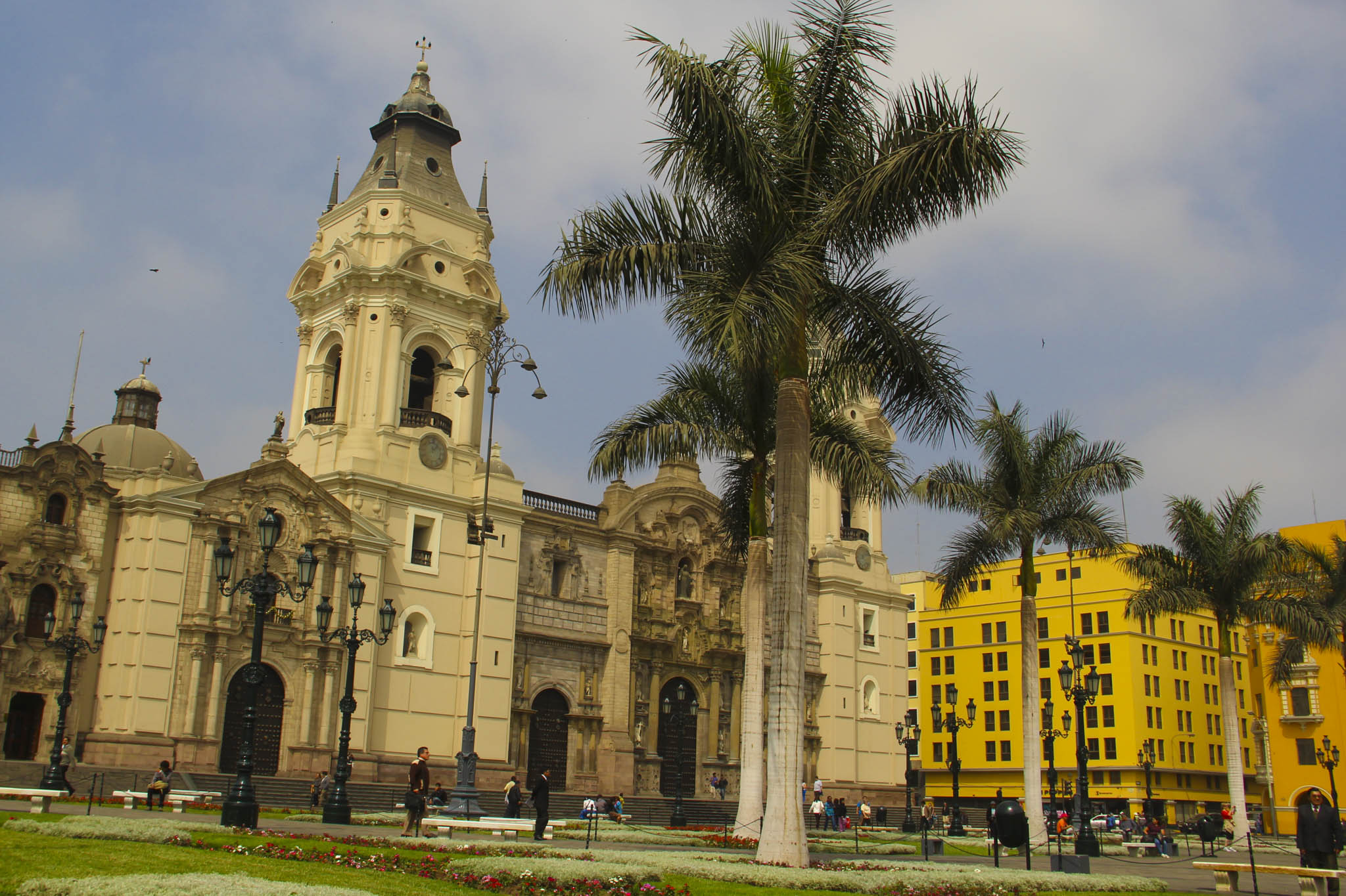Lima - Catedral