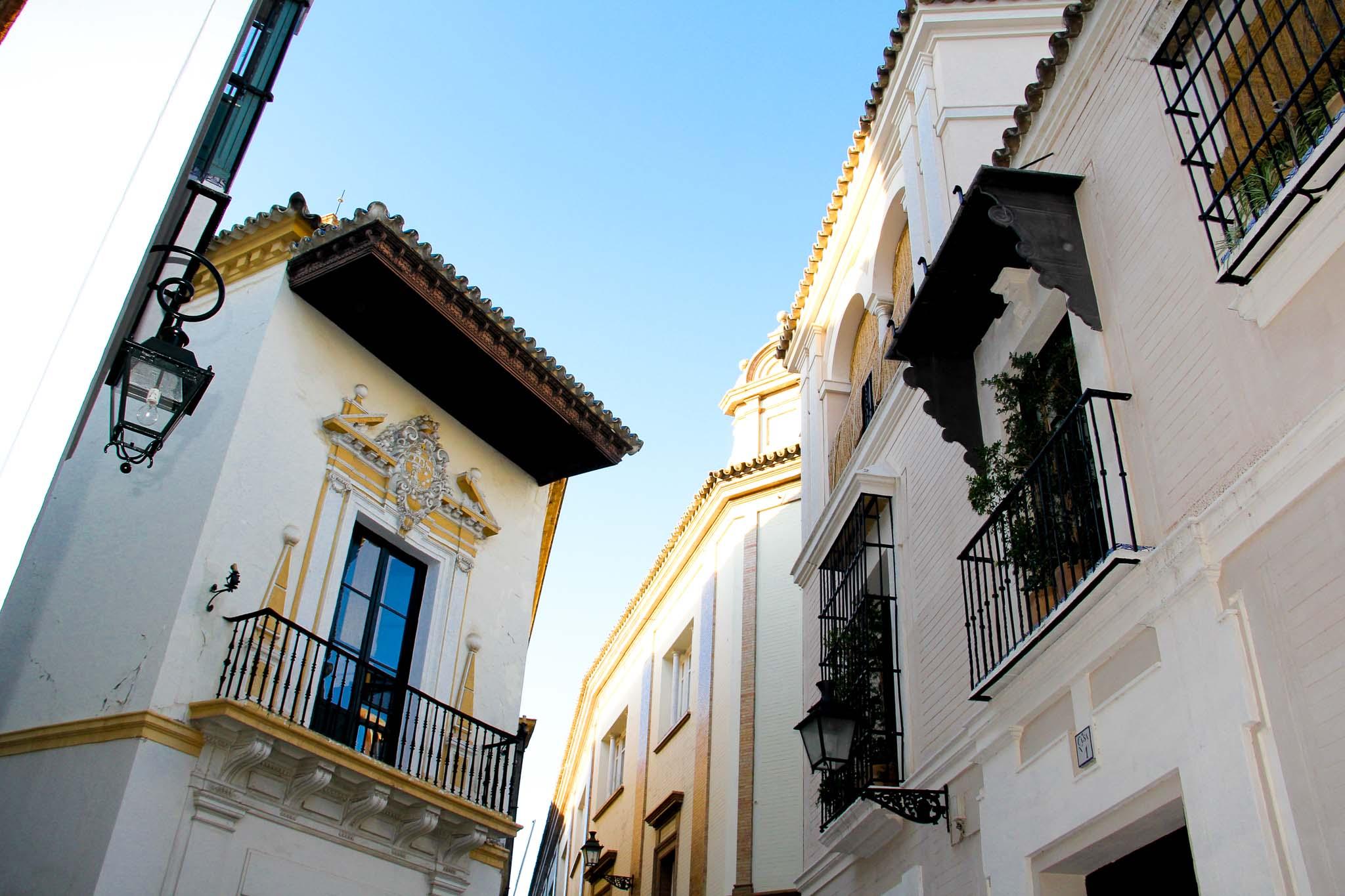 Bairro de Santa Cruz, Sevilha