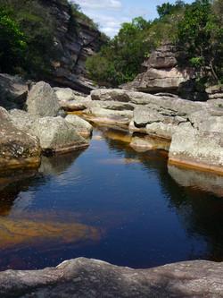 Trilha da Cachoeira do Sossego