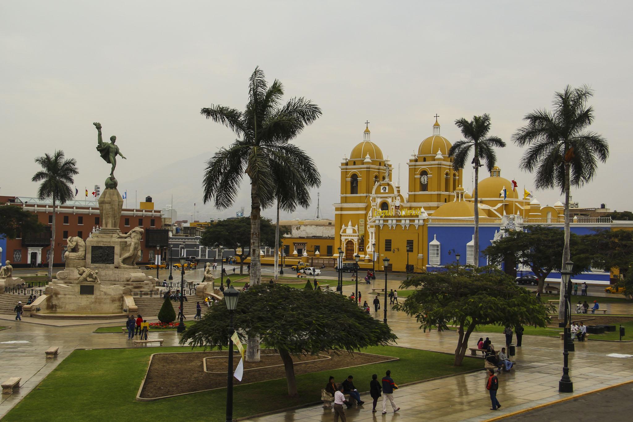 Trujillo - Plaza das Armas