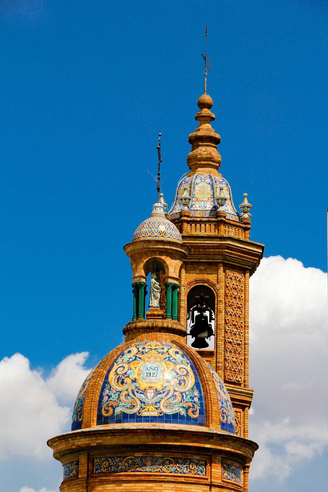 Palácio de São Jorge, Sevilha