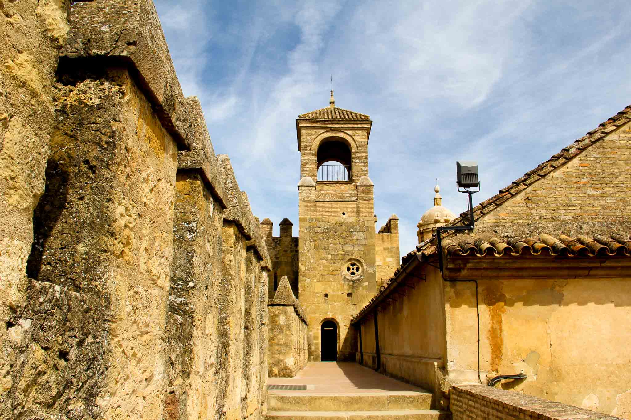 Los Reyes Cristianos, Córdoba