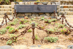 Túmulo de Neruda, Isla Negra