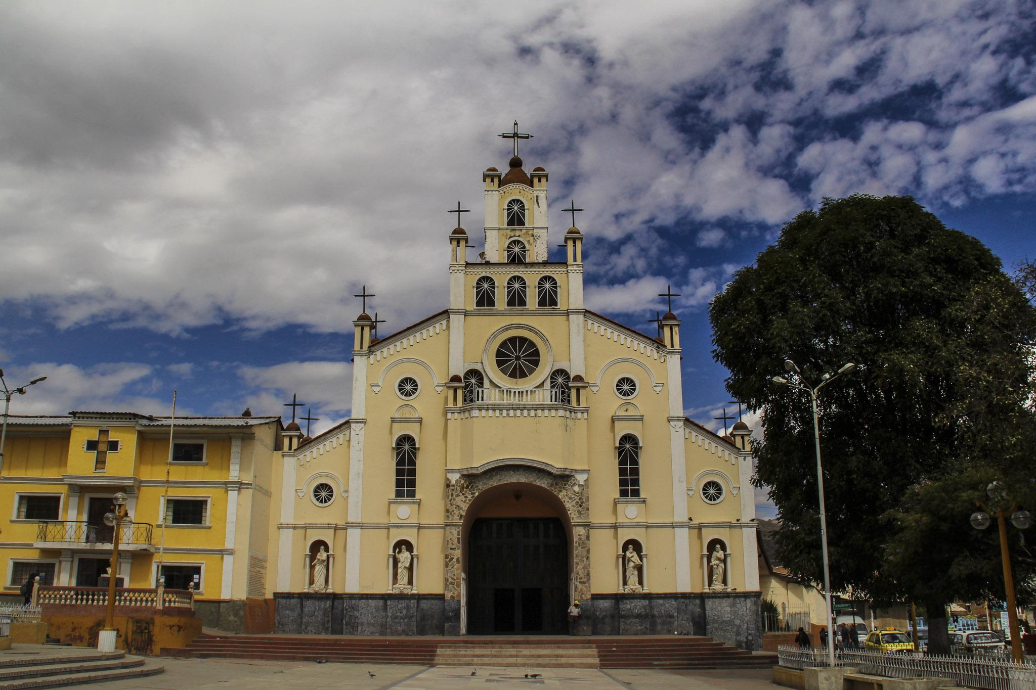 Igreja de la Soledad, Huaraz