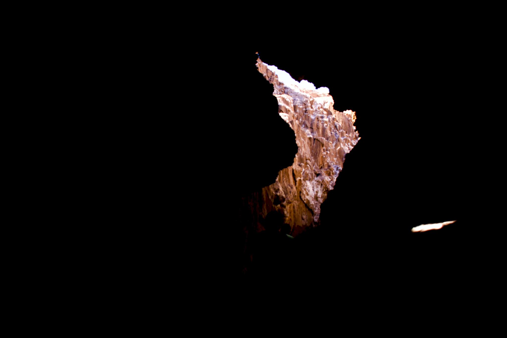 Caverna de sal, Vale da Lua