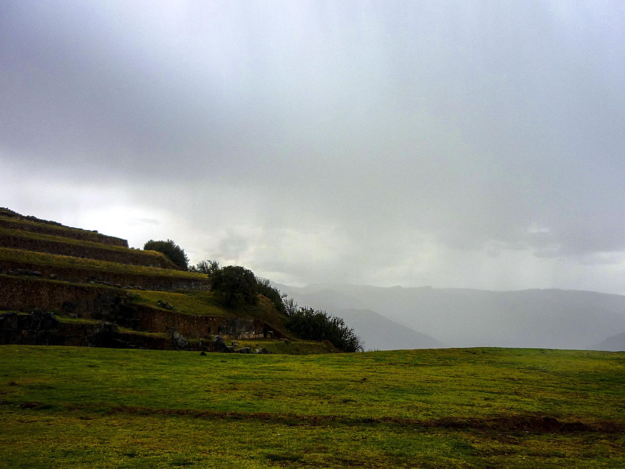 Sachsayhuaman