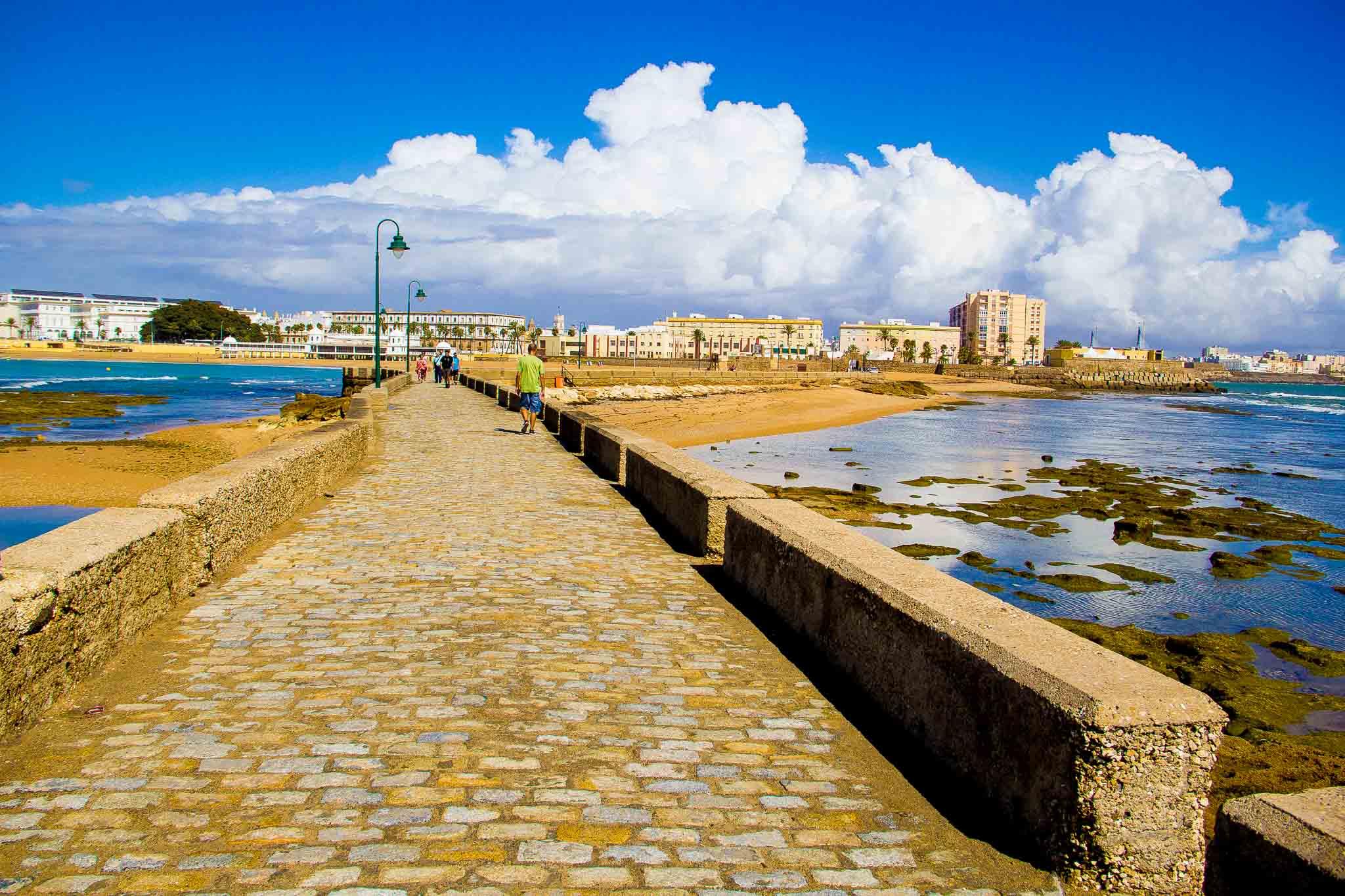 Forte de São Sebastião. Cádiz