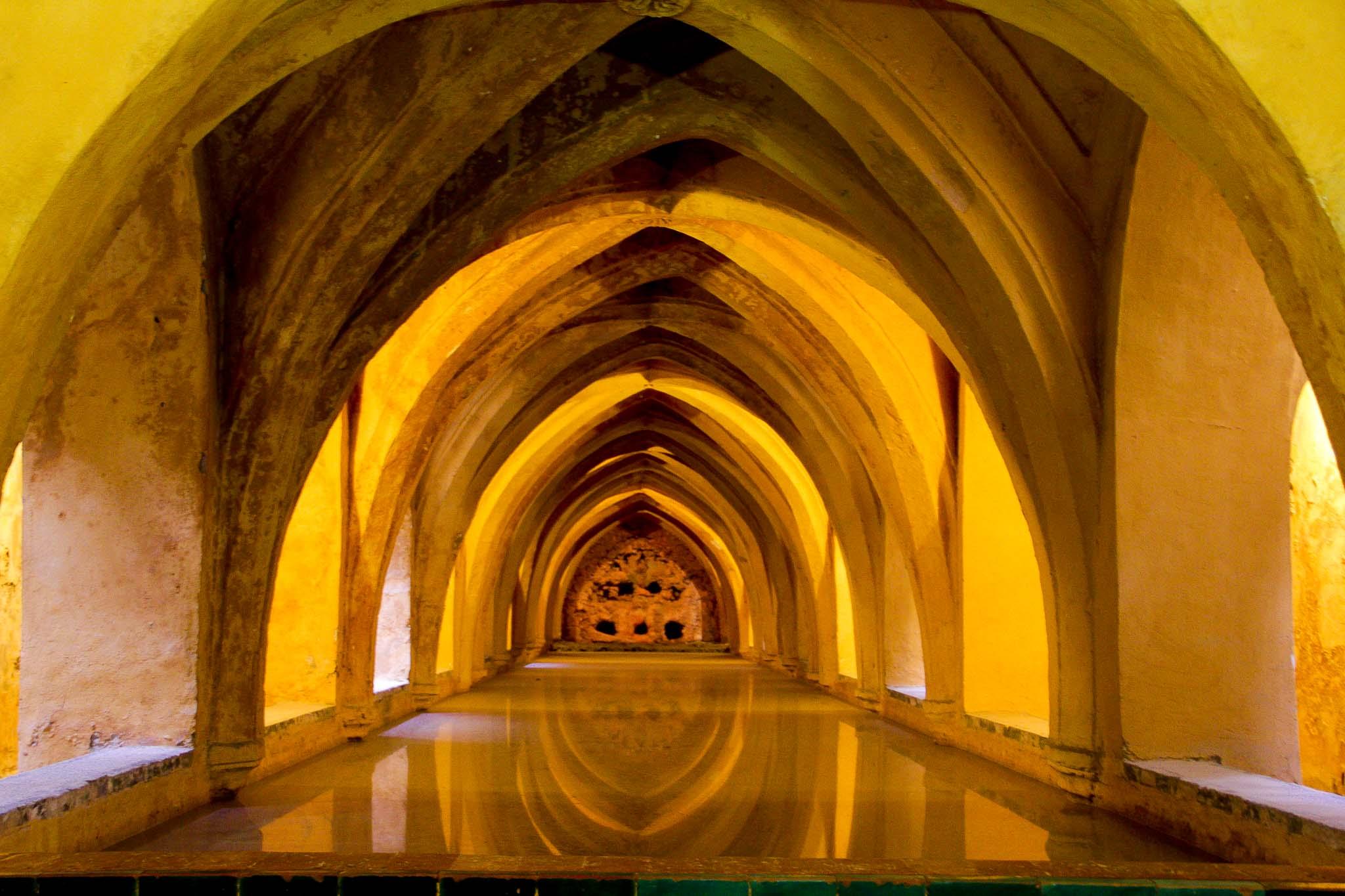 Baños de Padilha, Sevilha
