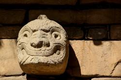 La cabeca clava, Chavin de Huantar