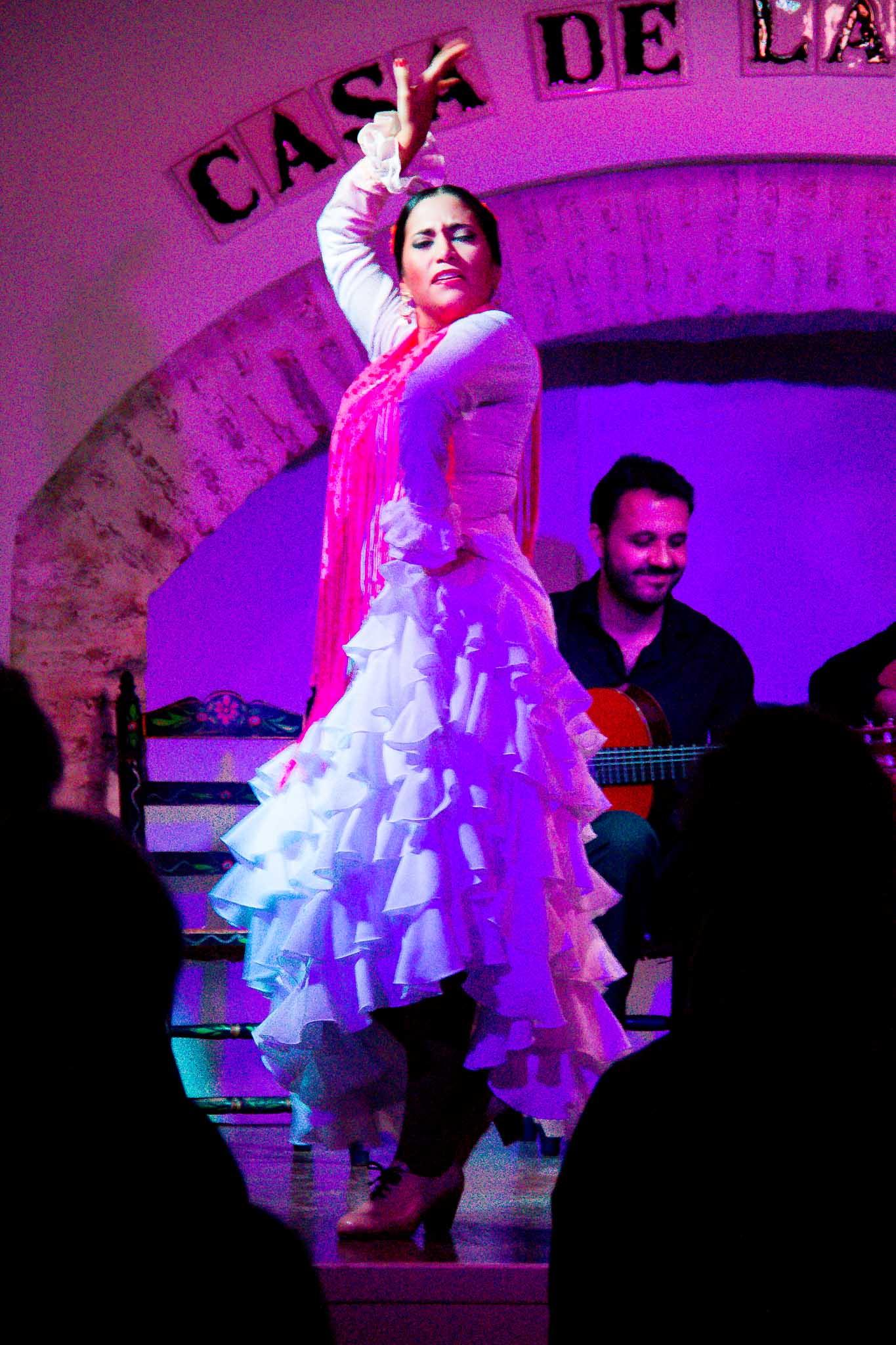 Flamenco, Sevilha