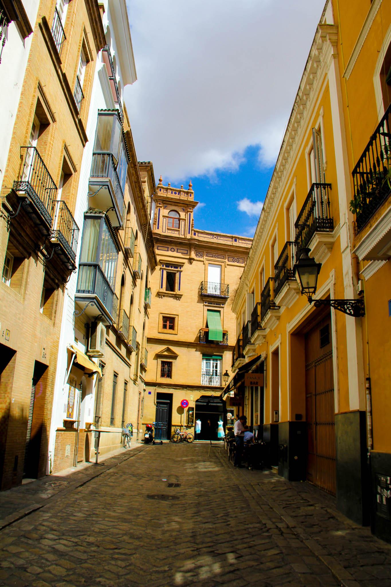 Calle Las Teresas