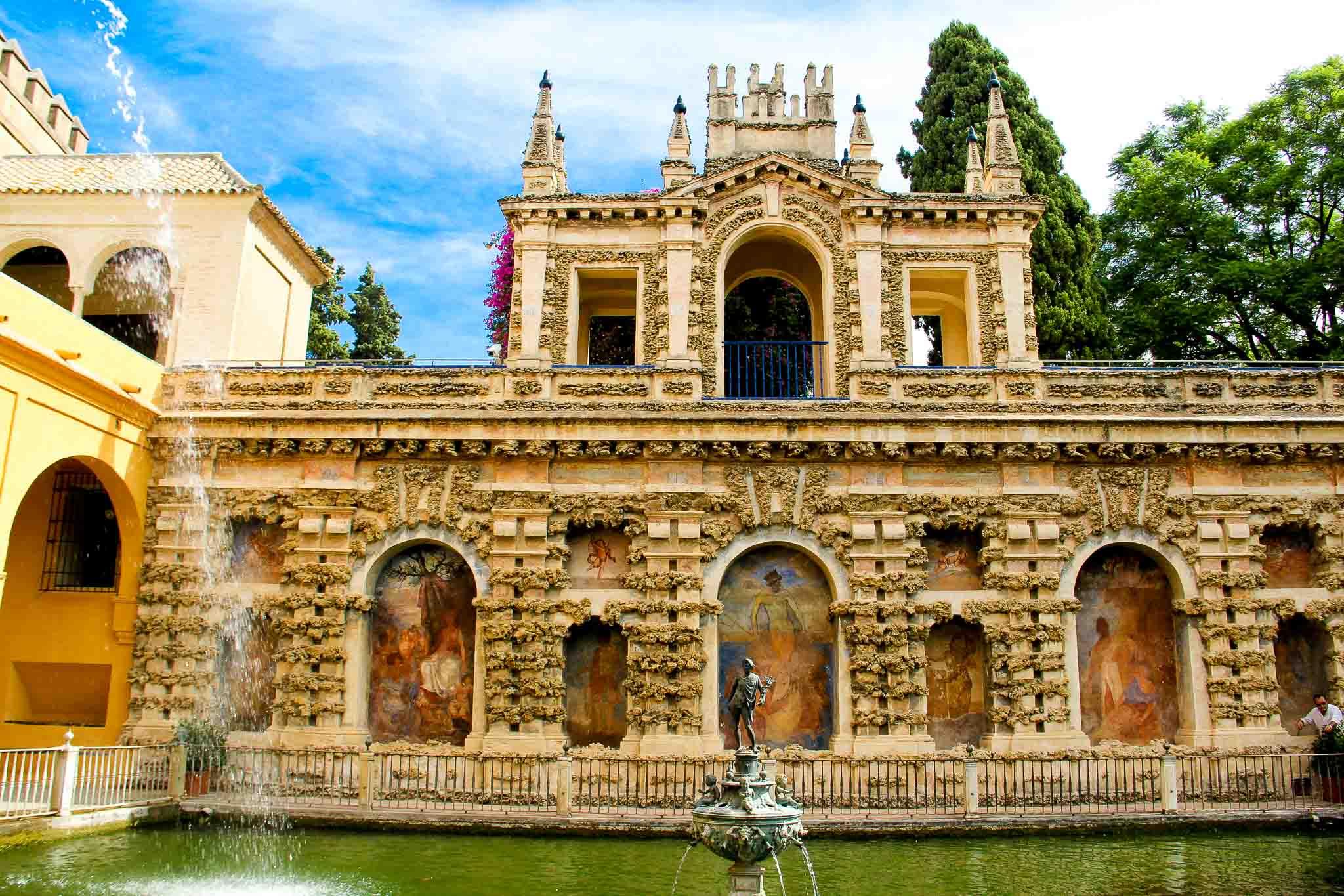 Real Alcazar, Sevilha