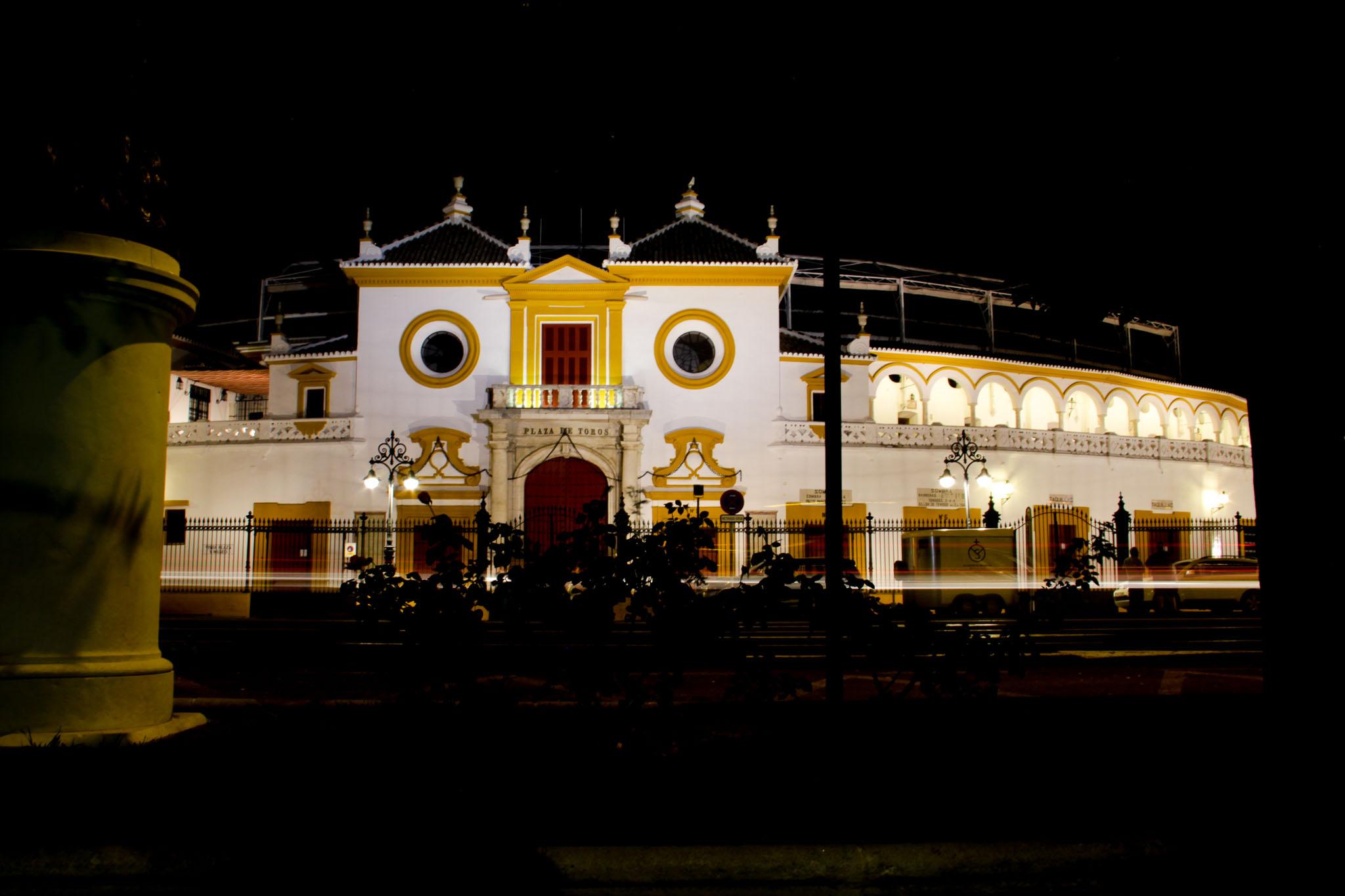 Plaza de los Toros, Sevilha