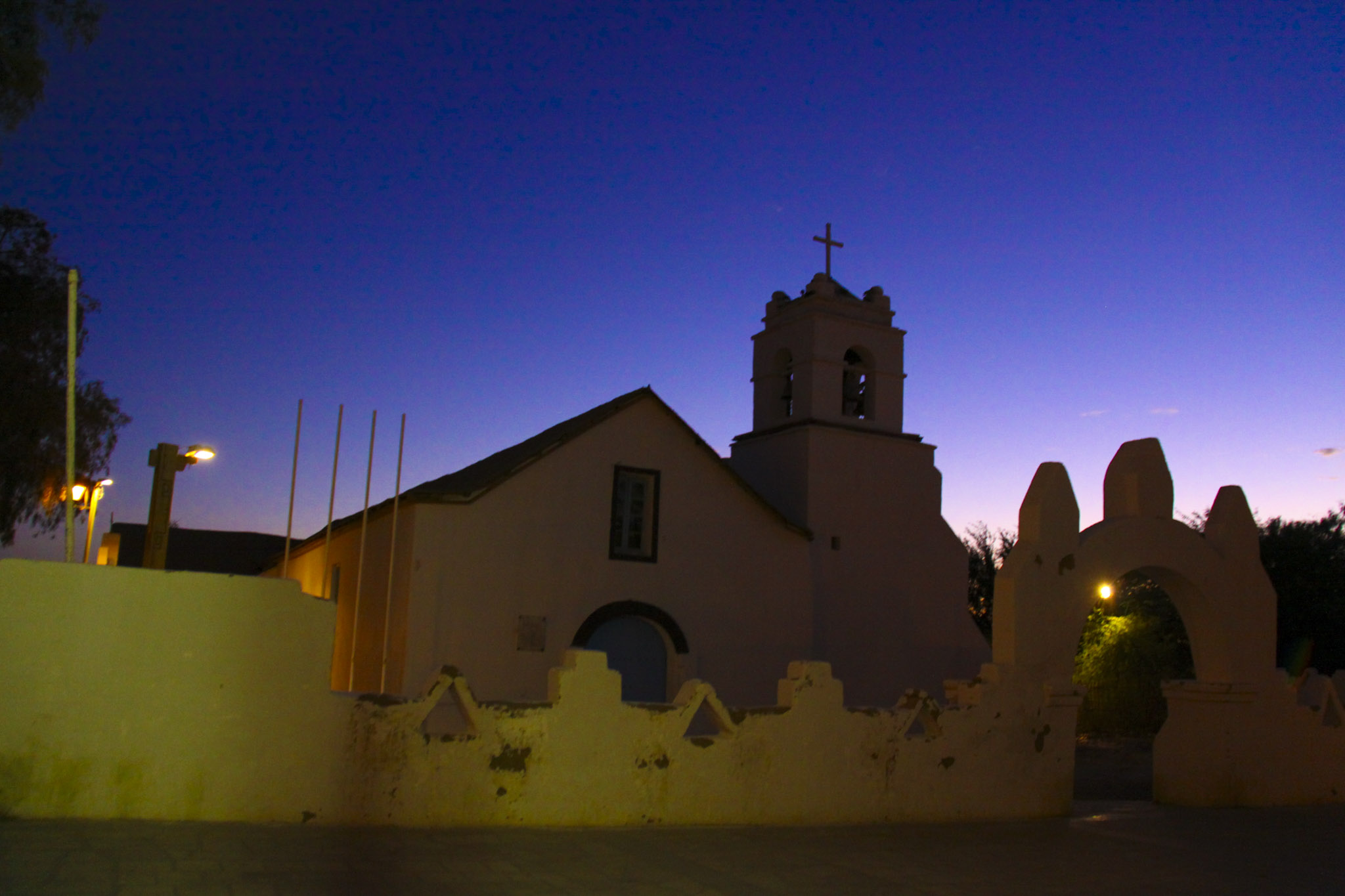 Igreja de San Pedro do Atacama